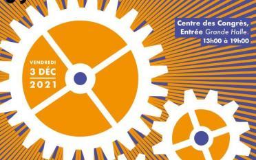 Salon Innov'action Vosges - Vendredi 3 décembre - Programme