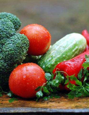 Légumes du coin - Manger mieux, Manger local!